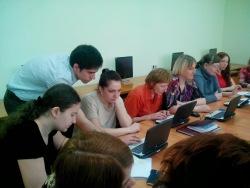 Мобильный класс: новые возможности для организации совместной деятельности учащихся в классе