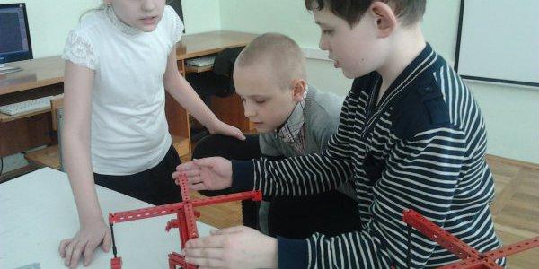 Роль робототехники в начальной школе